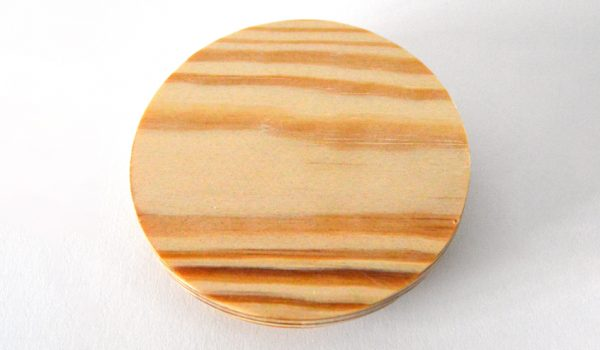 Wooden Jar Lid