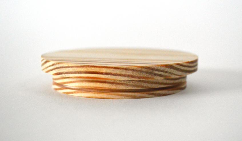 Wood Lid